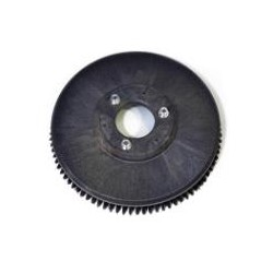 BRUSH DISC 430MM 17 PPL